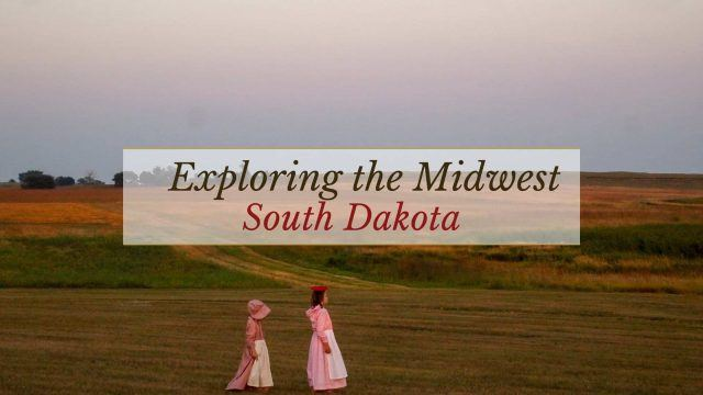 prairie girls- South Dakota