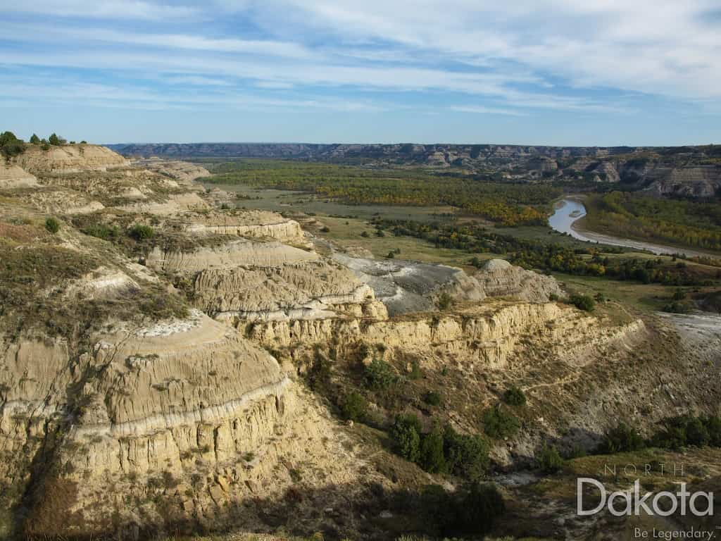 North Unit Theodore Roosevelt National Park North Dakota