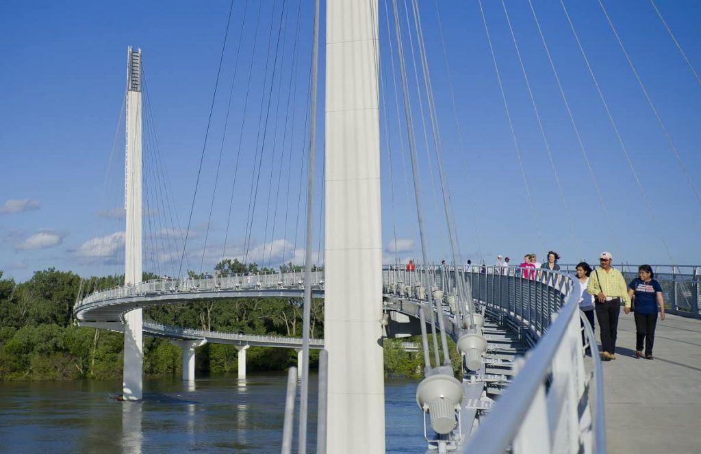 Bob the Bridge, Omaha, NE
