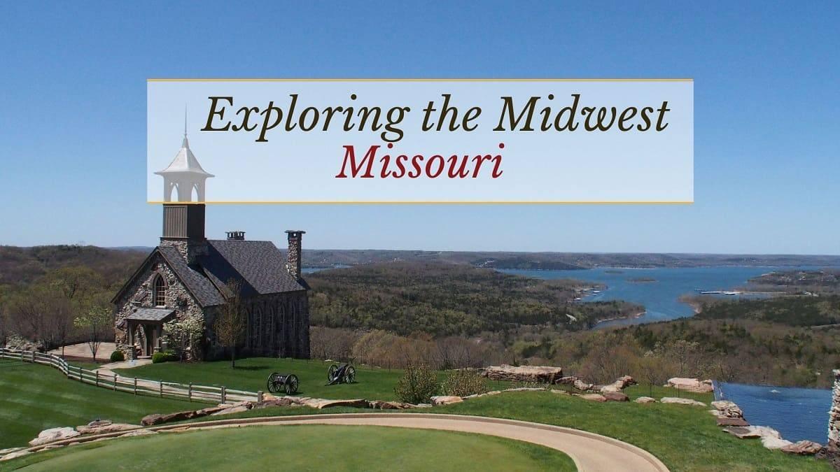 Missouri Travel   Exploring the Midwest Episode 10