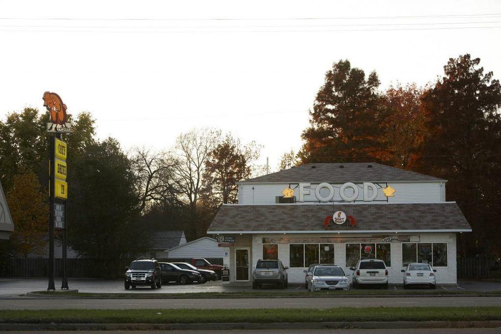 Cozy Dog restaurant, photo credit Chris Jacobs