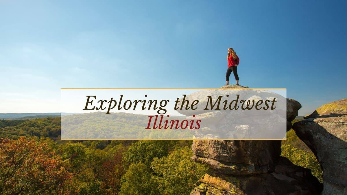Illinois Travel Tips   Exploring the Midwest Episode 11