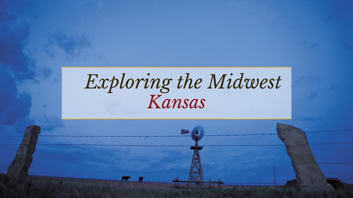 Travel Kansas   Exploring the Midwest Broadcast Episode 12