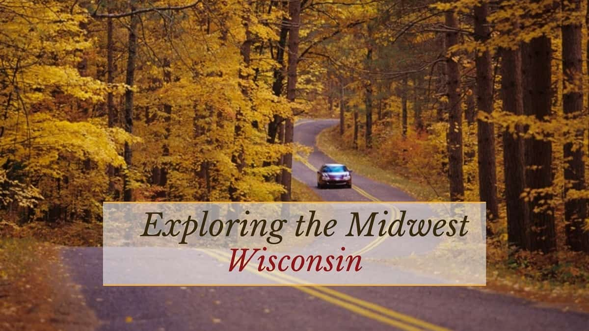 Travel Wisconsin   Exploring the Midwest Broadcast Episode 13