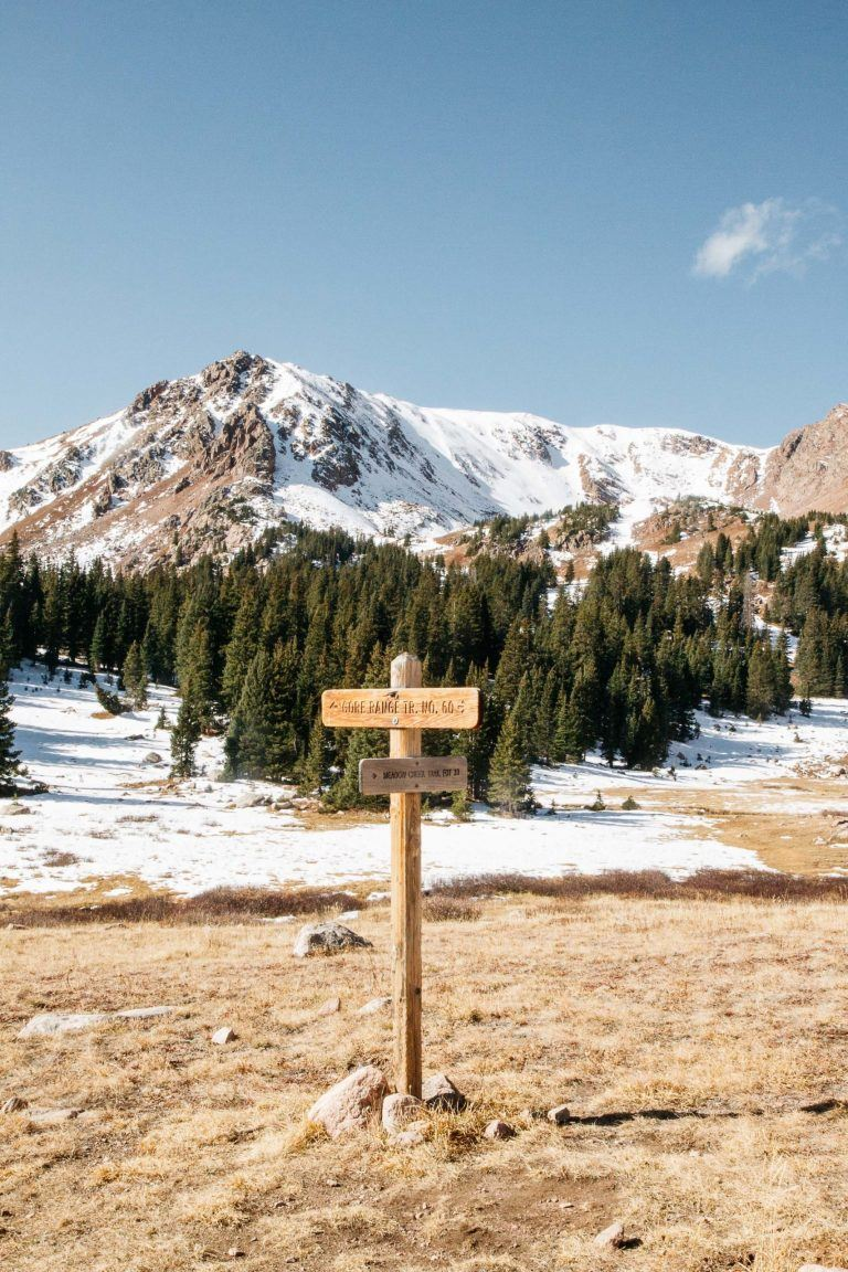 Survival tips for hiking through the mountains