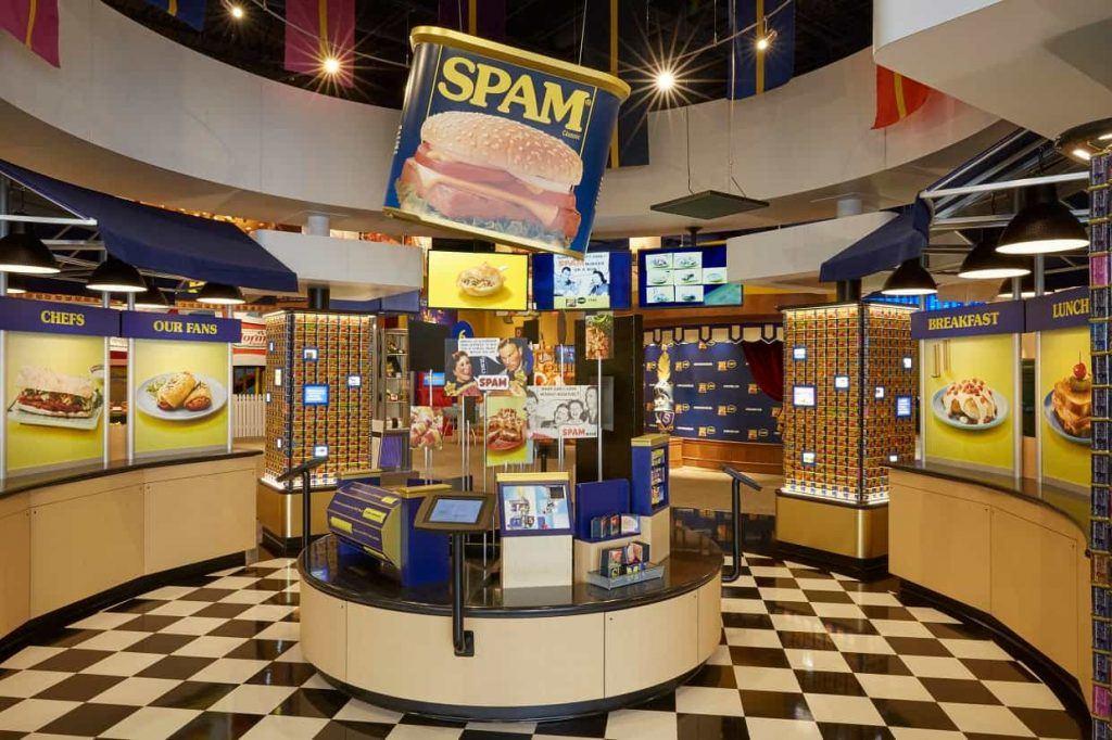 display_SPAM_museum_Austin_ Minnesota