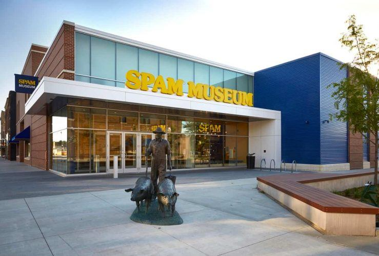 SPAM Museum in Austin, Minnesota   Exploring the Midwest Podcast Episode 18