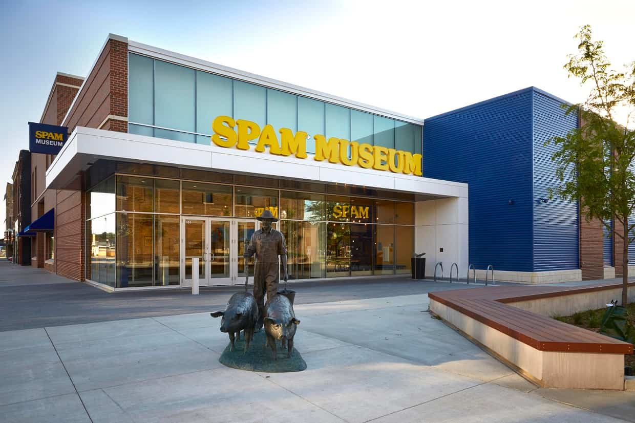 SPAM Museum in Austin, Minnesota | Exploring the Midwest Podcast Episode 18