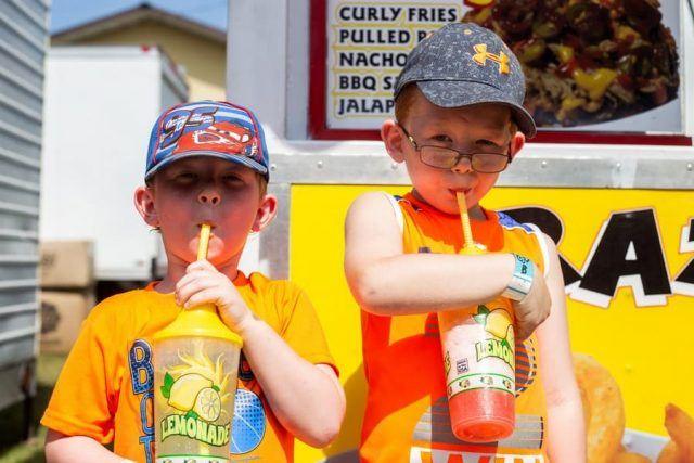 Kansas State Fair Food