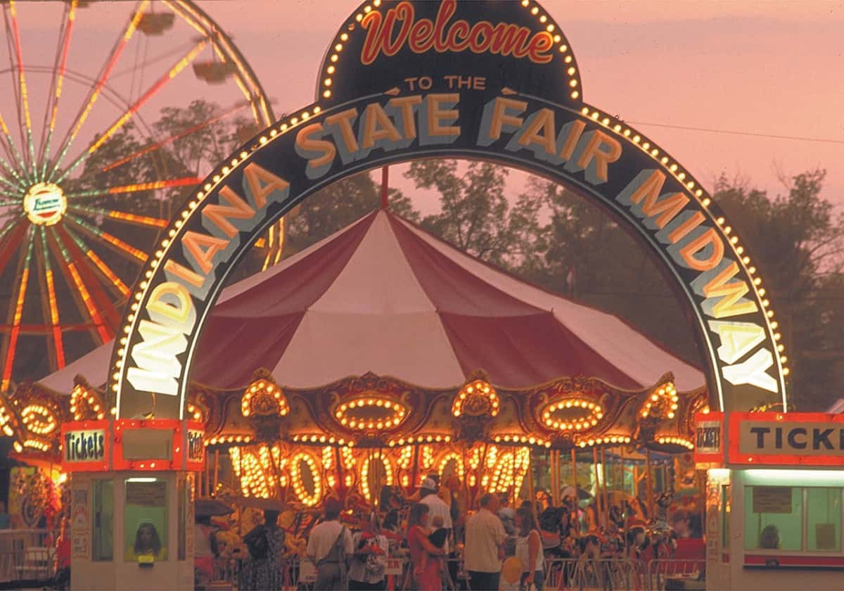 Indiana State Fair   Exploring the Midwest Podcast Episode 23