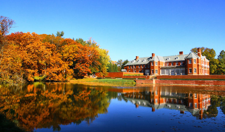 Fall Getaway Spotlight: Allerton Park | Exploring the Midwest Podcast Episode 32